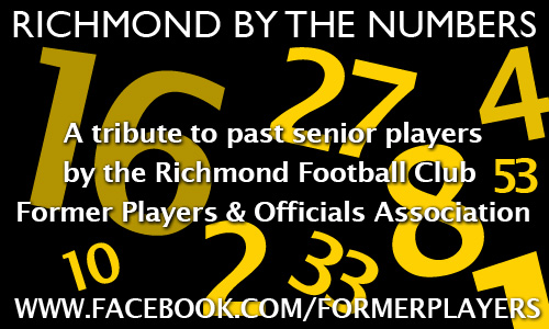 RICHMOND BY THE NUMBERS